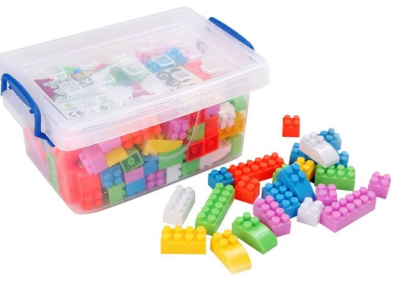 KIK KX6913 Kocky plast 240 dielov