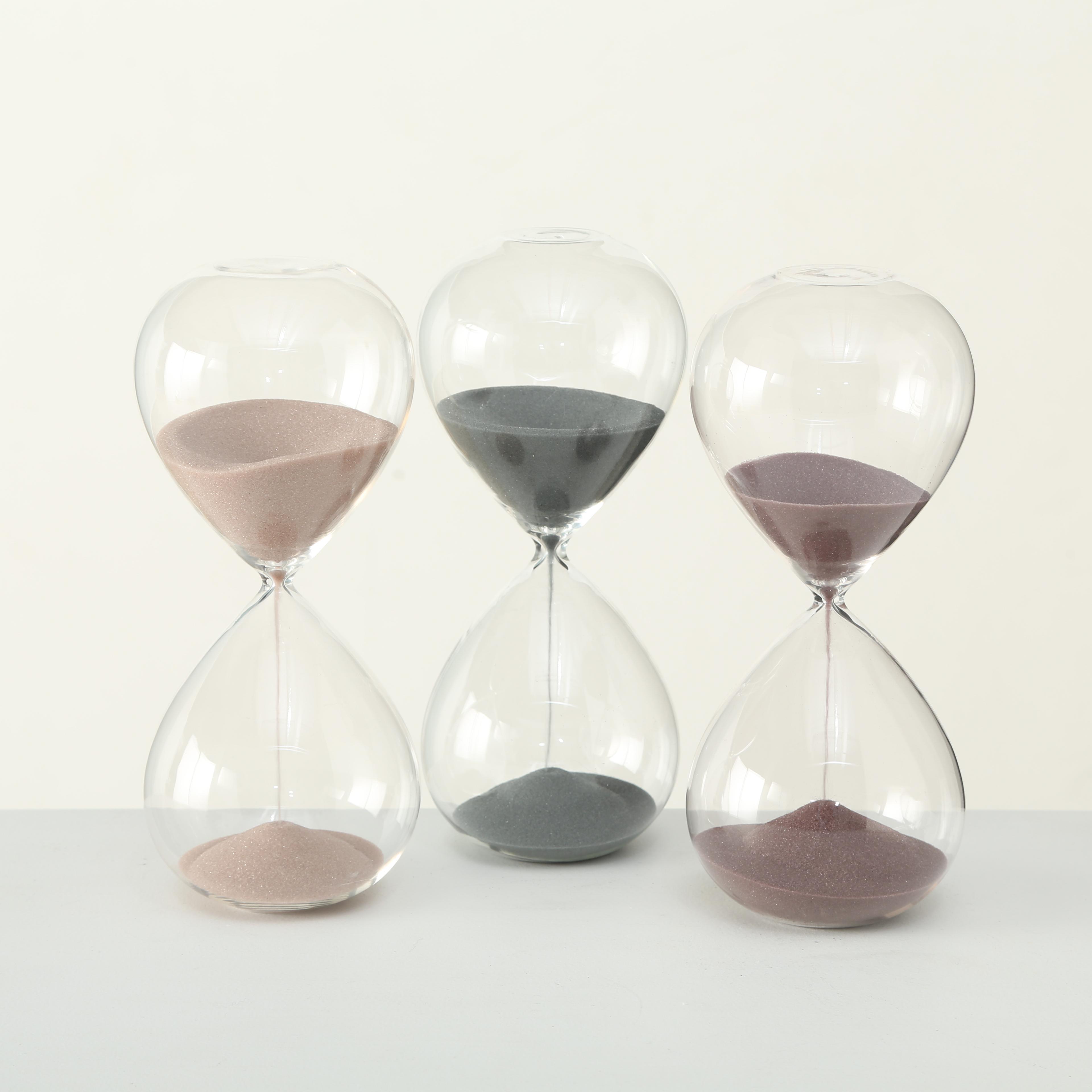 Boltz Dekoratívne presýpacie hodiny 1 ks