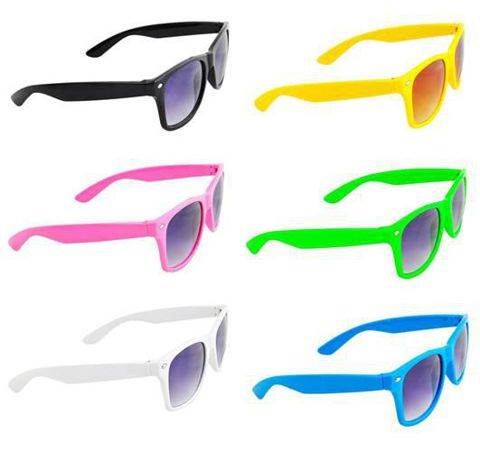 ISO Slnečné okuliare Wayfarer - Blue