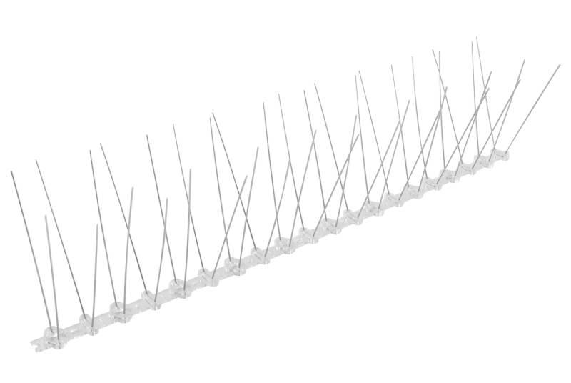 ISO 1309 Hroty ochranné proti holubům 50x10cm, 40 hrotů