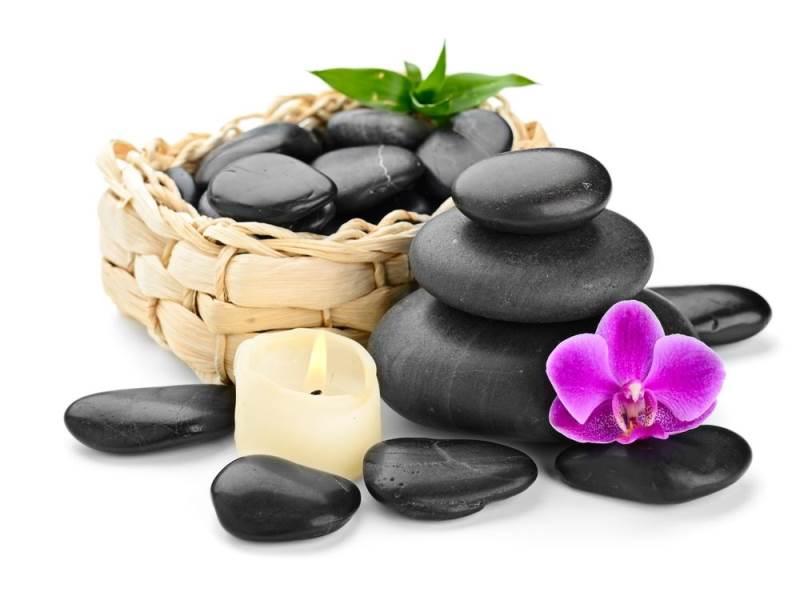 GFT Lávové kamene veľké čierna