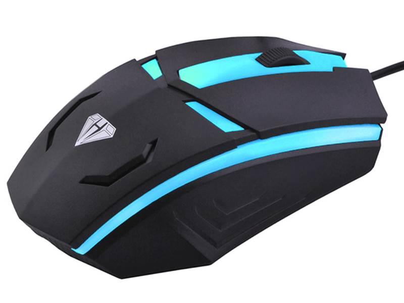ISO 1215 Herná optická myš Gamer