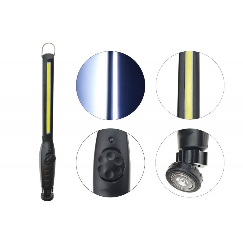 Effly Pracovní svítilna s magnetem YH821