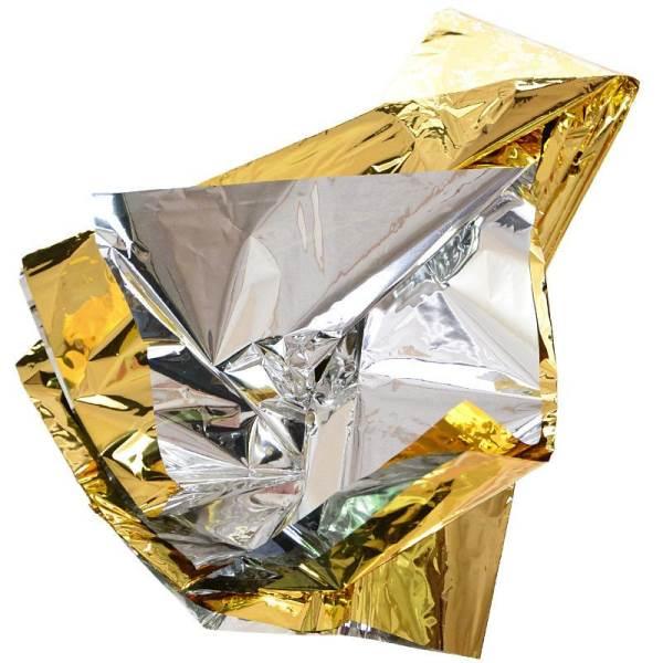 ISO Termodeka 140×210 cm - zlatá