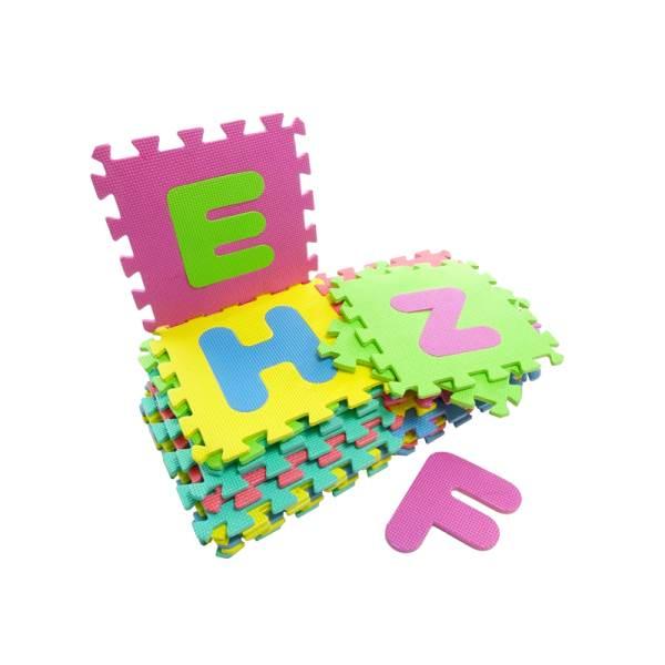 EVA Pěnové puzzle 29 x 29 cm - 26 ks1