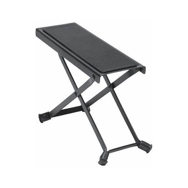 ISO 8110 Protišmyková stolička pod nohu gitaristu