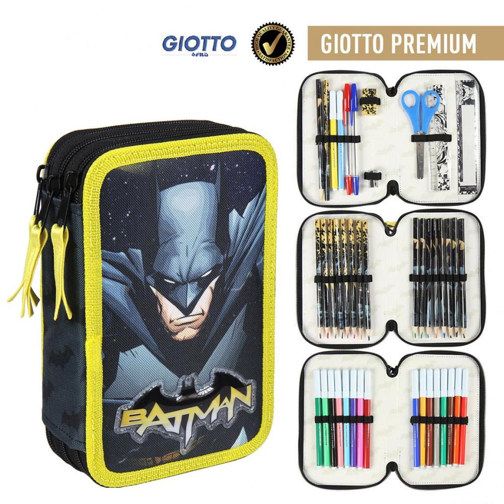 Javoli Penál s vybavením - Batman
