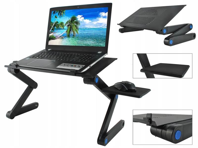 ISO 6224 Flexibilné stolík pod Notebook