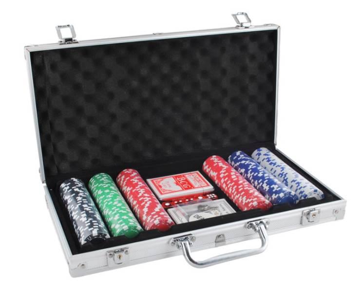 ISO Poker set 300