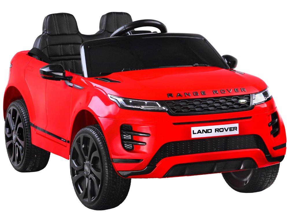 Joko PA0045 CZ Elektrické autíčko Range Rover Evoque 4x4 červené