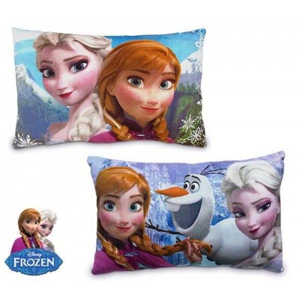 ISO Plyšový polštář Frozen 36 x 22 cm