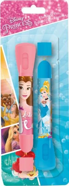 Javoli Set svetlá a perá Disney Princess 2 ks