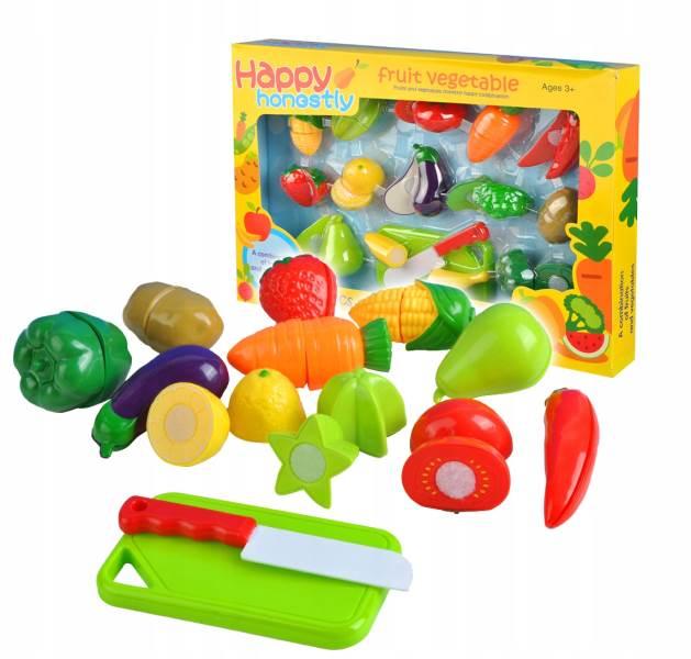 ISO 6080 Krájecí ovoce a zelenina 13 dílů