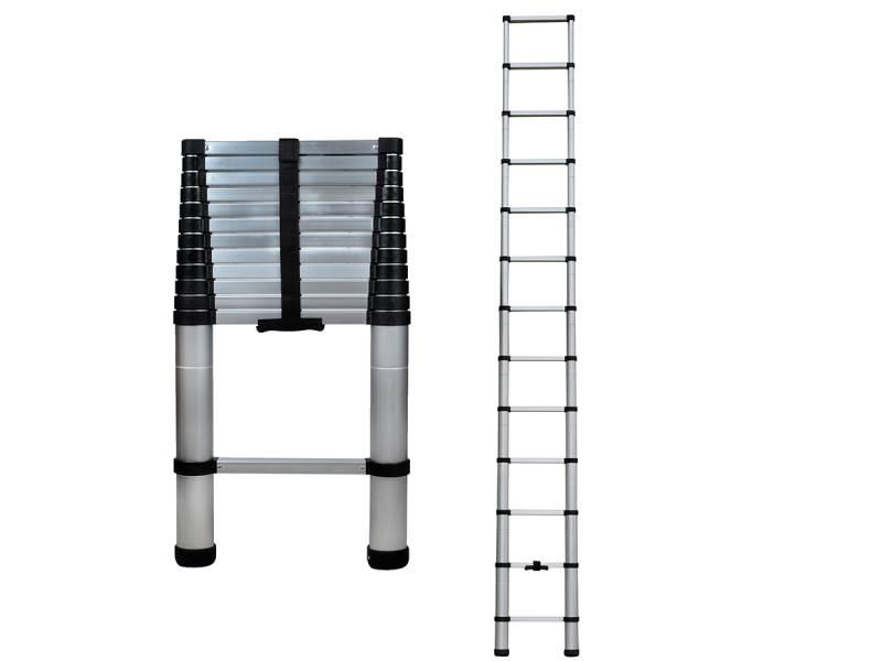 ISO 4017 Rebrík 3,8 m AW-6063