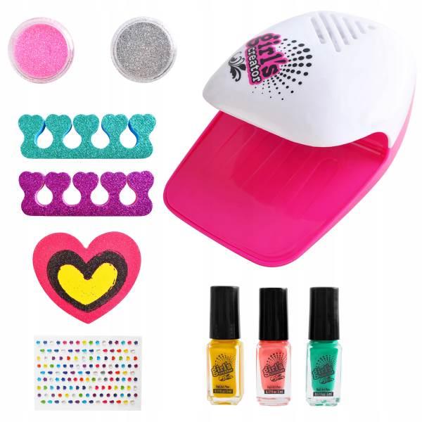 ISO 9501 Sada pre dievčatká na manikúru