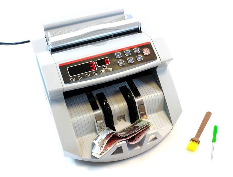APT AG521 Počítačka bankoviek, UV + MG detekcia