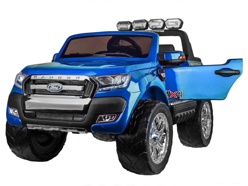 Joko PA0160 NI Elektrické autíčko Ford Ranger Wildtrak modré