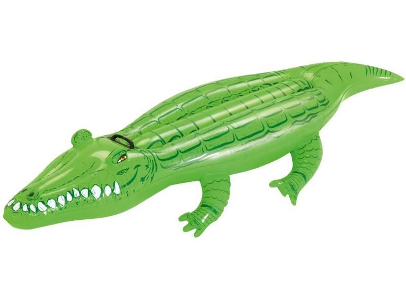 Bestway 41010 Nafukovací krokodýl 167 x 89cm