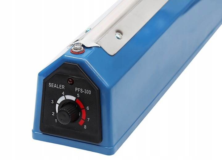 ISO 6667 Páková impulsní svářečka fólií PFS-300T8
