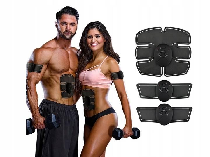 Verk 15523 Elektrický posilovač břišních svalů EMS