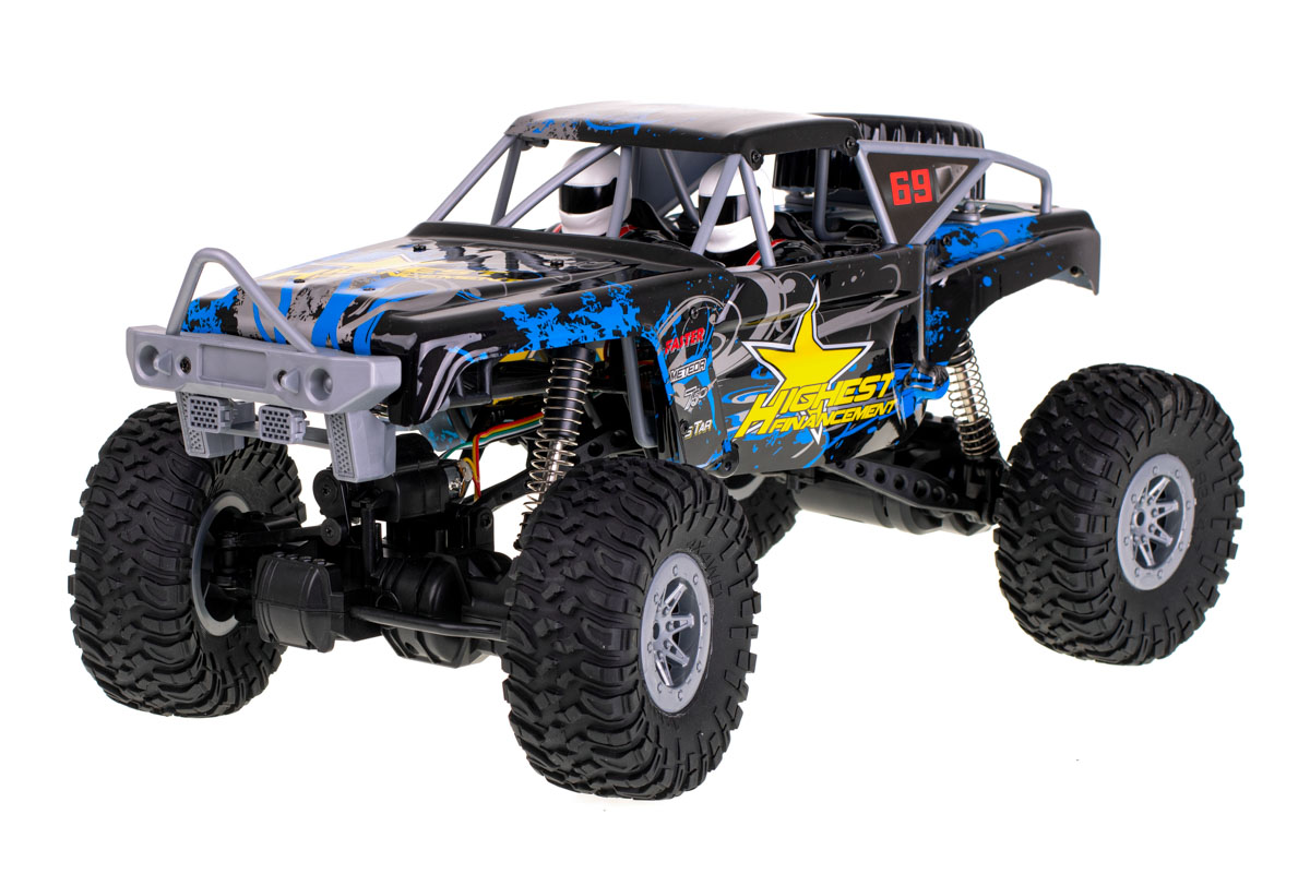 WLtoys RC Auto Hot crawler 4x4
