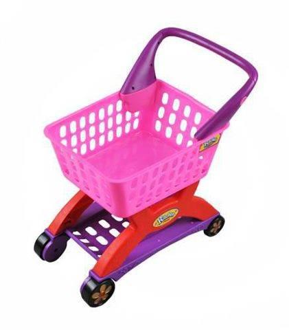 ISO Detský nákupný vozík + zelenina a ovocie