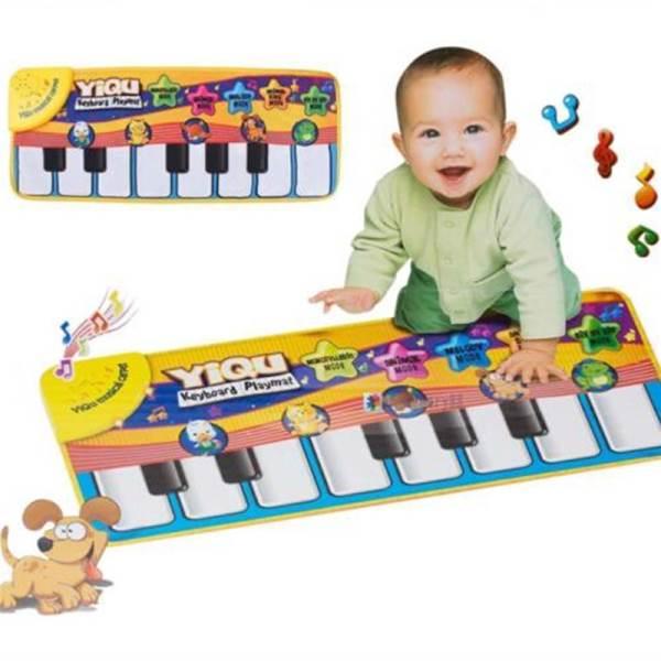 KIK KX8036 Detská hracia podložka - piáno