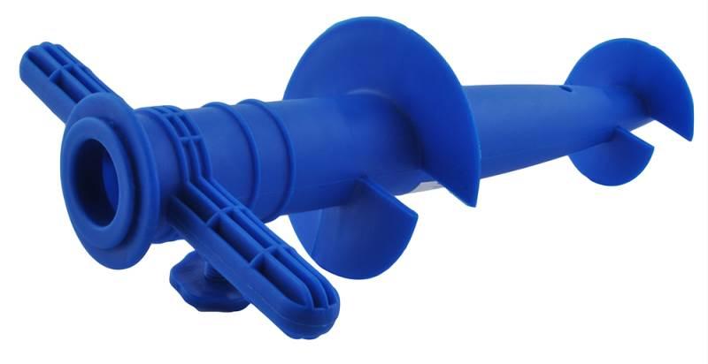 ISO 3408 Kotva do zeme plastová