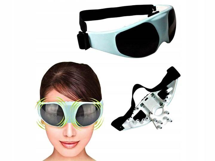 Verk 15055 Vibračné okuliare proti bolestiam očí a hlavy5