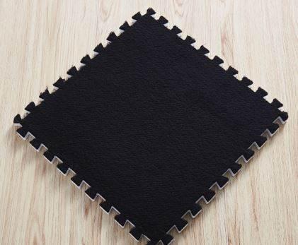 GFT Puzzle kobereček 30 x 30 cm černá 6ks