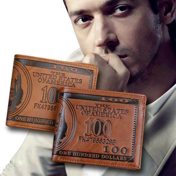 GFT Peňaženka 100 dolarovka