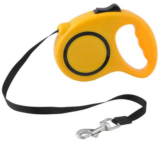Flexi vodítko 5m - 11 Kg - žlté