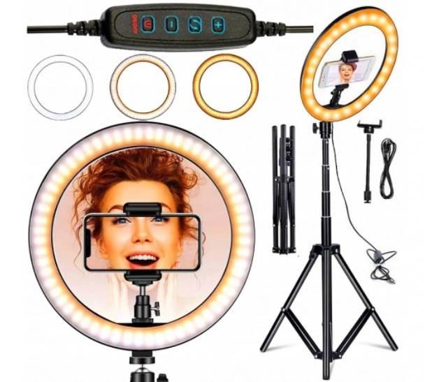 KIK CT-002 Selfie LED lampa 60W
