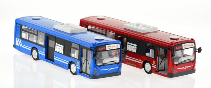 KIK KX9563 RC autobus s otevíracími dveřmi 32cm