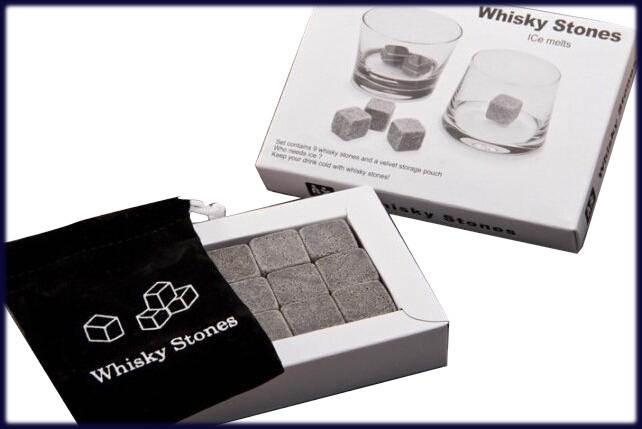 Chladiace kamene Whiskey III