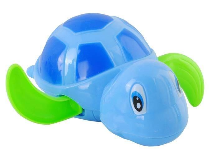 ISO Želvička do vany modrá