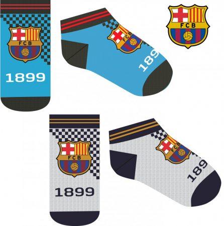Javoli Detské ponožky kotníkové FC Barcelona veľ. 23/26 1 pár mix