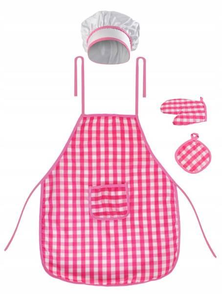 Malatec XXL Detská drevená kuchynka KD4582 biela8