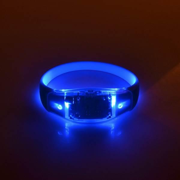 GT LED svietiaci náramok Color3