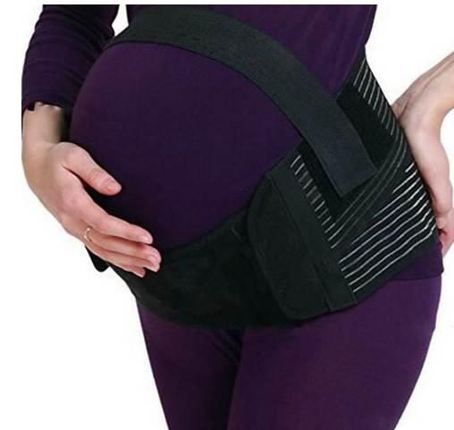 KIK Podporný tehotenský pás na suchý zips