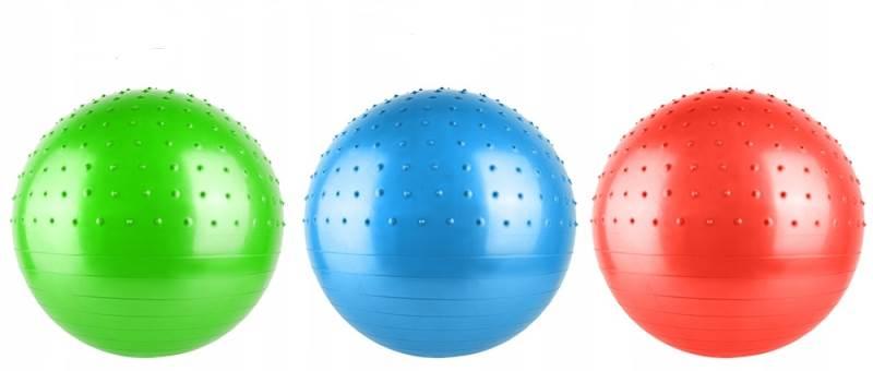 ISO 5413 Gymnastická lopta 65cm Color