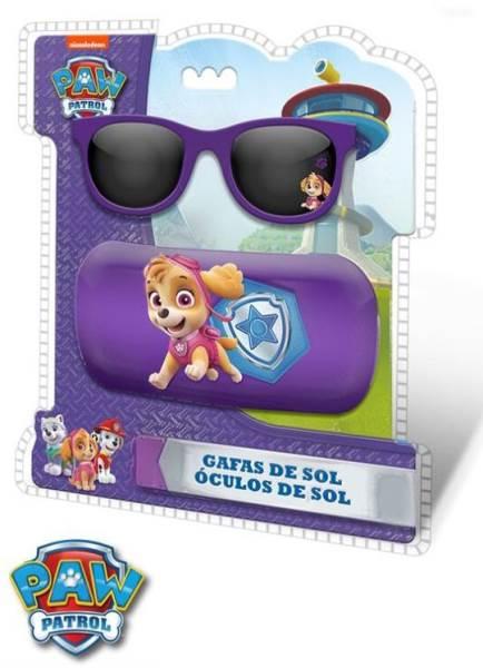 Javoli Slnečné okuliare pre deti Paw Patrol s peňaženkou fialové