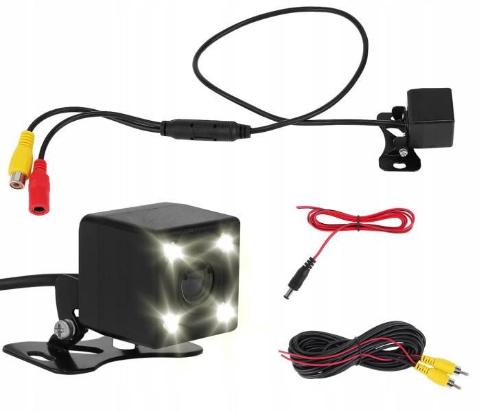 ISO 8827 Spätná cúvacia kamera