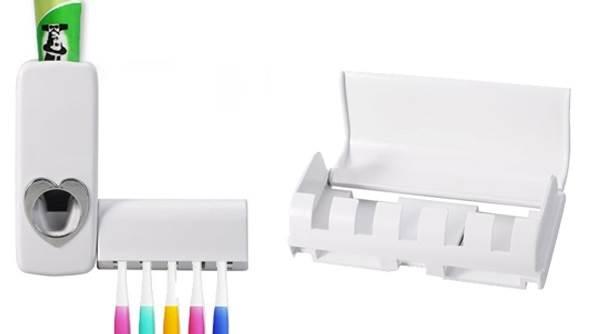KIK Dávkovač zubní pasty1
