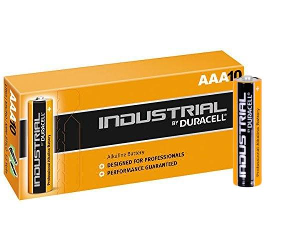 Duracell Industrial Alkalická batéria 1.5V, AAA 1 ks