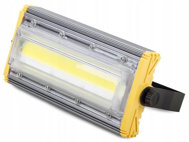 Verk 12238 Halogenový LED reflektor 50W 5000 LM