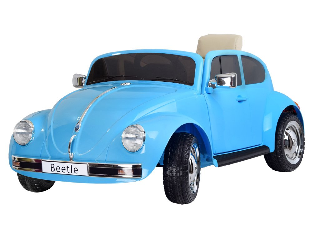 Joko PA0228 NI Elektrické autíčko Volkswagen Beetle modré