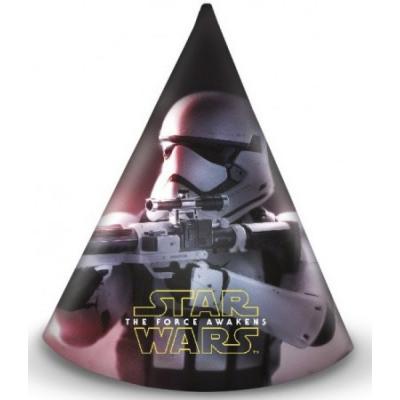 Javoli Papierová párty čiapočka Star Wars 6 ks IV