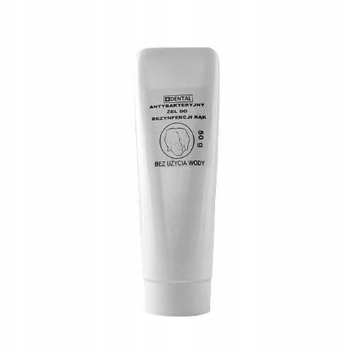 DENTAL Antibakteriální gel na ruce 50g ochrana proti koronaviru