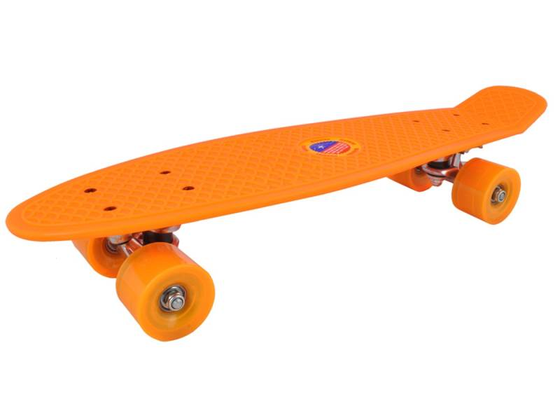 ISO Pennyboard Orange 56 cm Basic